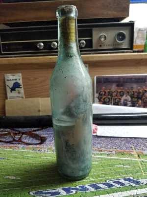 Bottle Man
